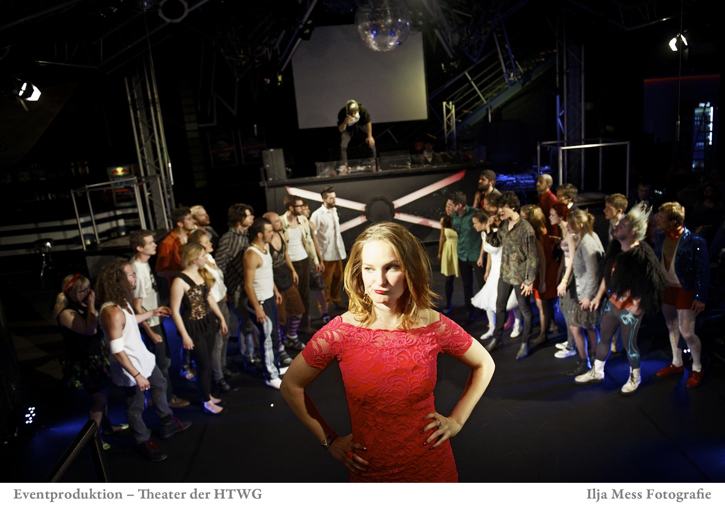 Eventproduktion HTWG Konstanz – Mittsommer
