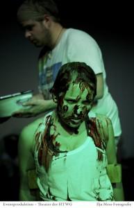 Eventproduktion – Theater der HTWG Konstanz – Die Freiheit d