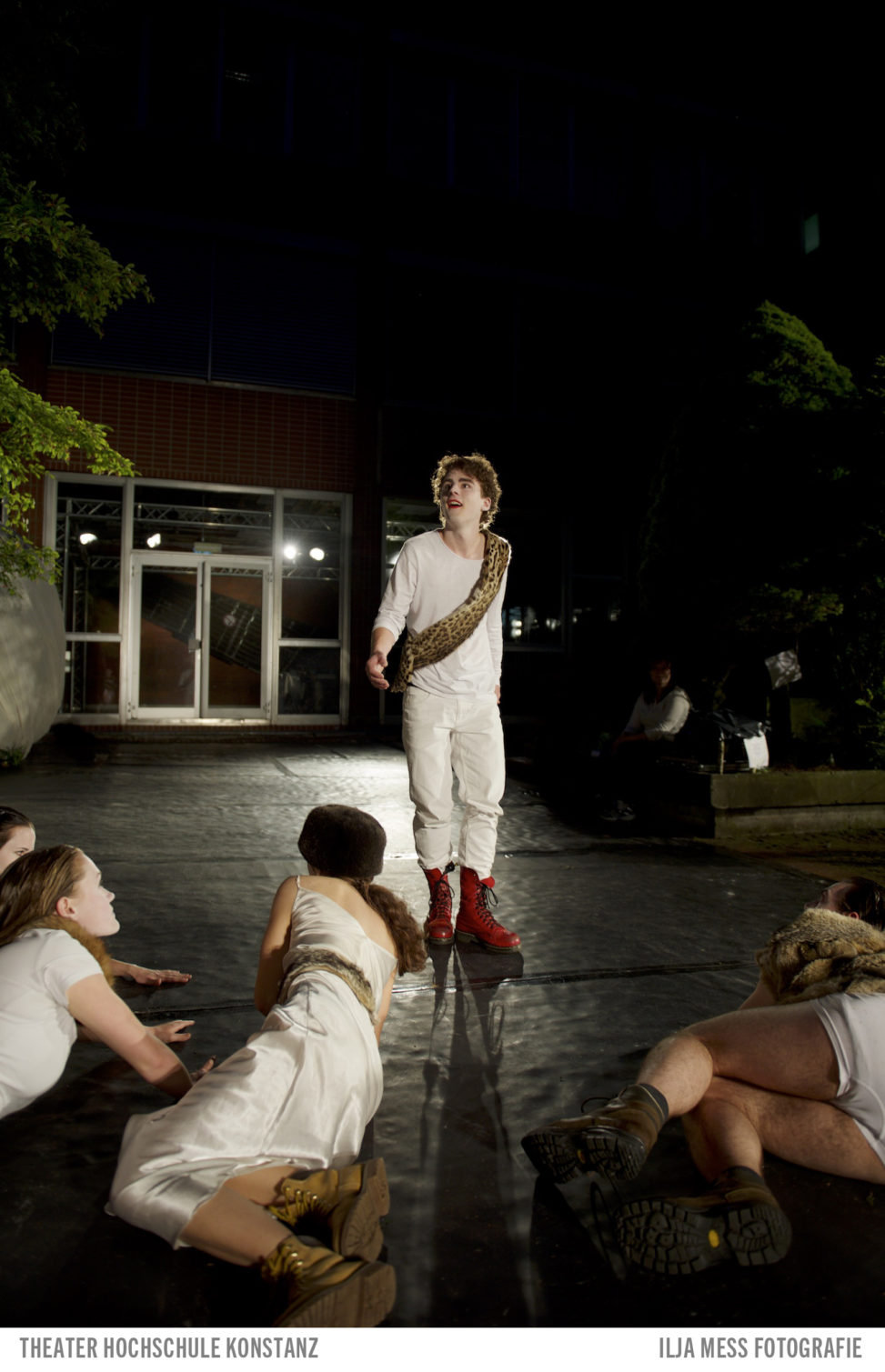 Geschichten aus dem Jenseits. Theater Hochschule Konstanz
