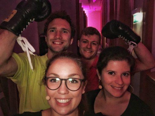 Theater Hochschule Konstanz reist nach Wien